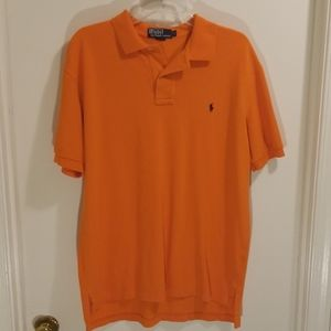 Polo Ralph Lauren Polo Men's Large Great Orange